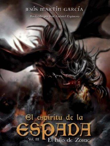 El Espíritu de la Espada III: El Hijo de Zorac par Jesús Martín García