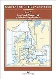 Sportbootkarten-Berichtigung Satz 6 (2018): Limfjord - Skagerrak - Dänische Nordseeküste -