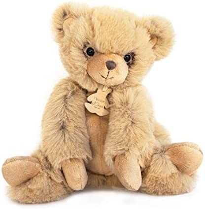 Histoire d'Ours Les Softy Softy Softy Peluche Ours Miel 25 cm | Convivial  556002