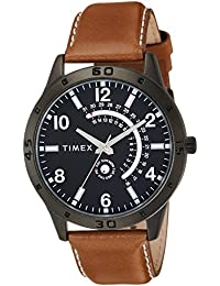 Timex Analog Black Dial Men's Watch-TW000U928