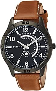 Timex Analog Black Dial Men's Watch-TW000U928
