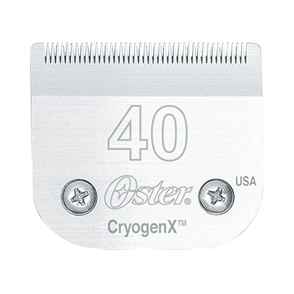 Oster Replacement Head for Dog Clippers 19 mm Wide for Paws 3