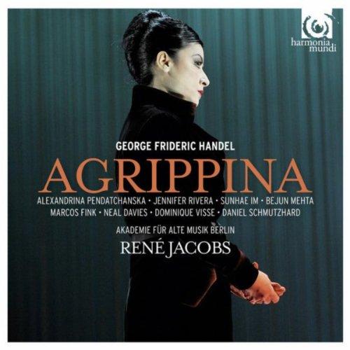 """Agrippina: Atto I, Sc. Xxiii: Aria Agrippina """"Non Ho Cor Che Per Amarti"""""""