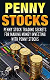 Penny Stock: Penny Stock Trading Secrets For Making Money Investing With Penny Stocks (Penny Stocks, Wealth, Make Money Online, Stock Trading,) (English Edition)