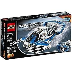 LEGO - 42045 - Technic - Jeu de construction - L'hydravion de Course