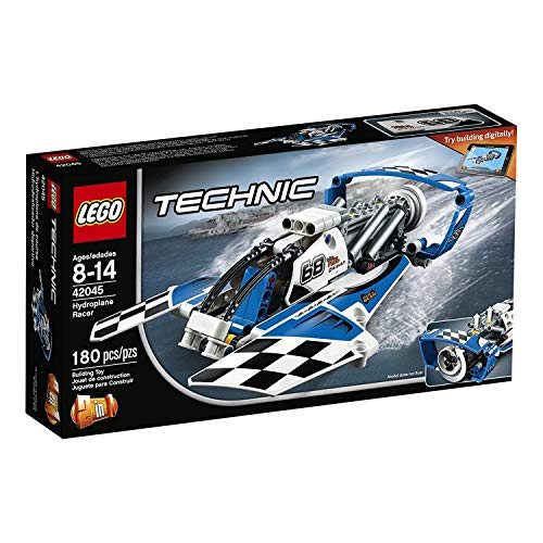 LEGO - Hidrodeslizador de competición