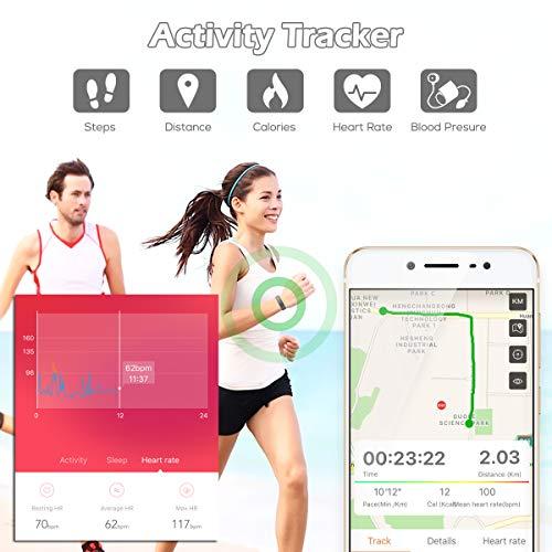 Zoom IMG-2 chereeki orologio fitness tracker braccialetto