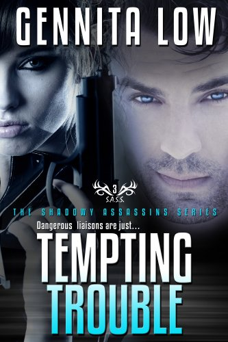 TEMPTING TROUBLE (Shadowy Assassins (S.A.S.S.) Book 3) (English Edition)