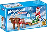 Playmobil Santa's Sleigh with Reindeer Niño/Niña - Kits de Figuras...