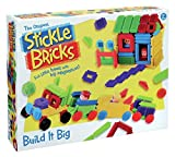 Stickle Bricks Build it Big Box - 84 Pieces