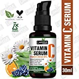 Luxura Sciences Vitamin C Serum 30 ML for Skin Glow, Anti Ageing {Vit
