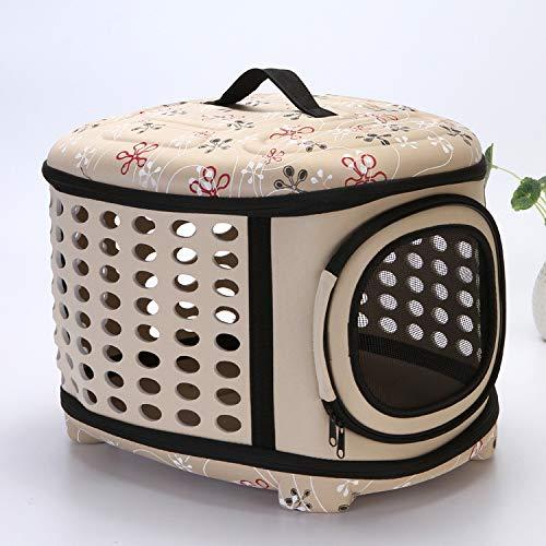 ZHOUYANCEVA Pet Bag Pet Outing Bag Plegable Pet Bag