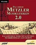 Das grosse Metzler Musiklexikon 2.0
