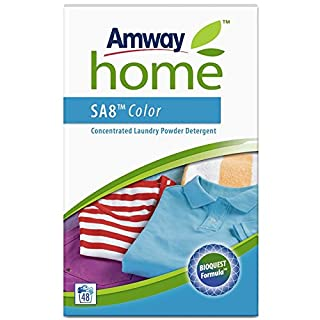 Color Konzentriertes Vollwaschmittel SA8™ - Colour Concentrated Laundry Powder Detergent - 3 kg - Amway - (Art.-Nr.: 109850)