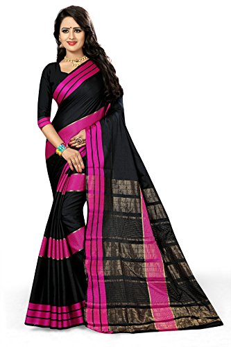Sarees For woman(Leriya Fashion Women\'s Clothing Saree For Women Latest Design Wear New Collection in Latest With Blouse Free Size Saree For Women Party Wear Offer Sarees With Blouse Piece)