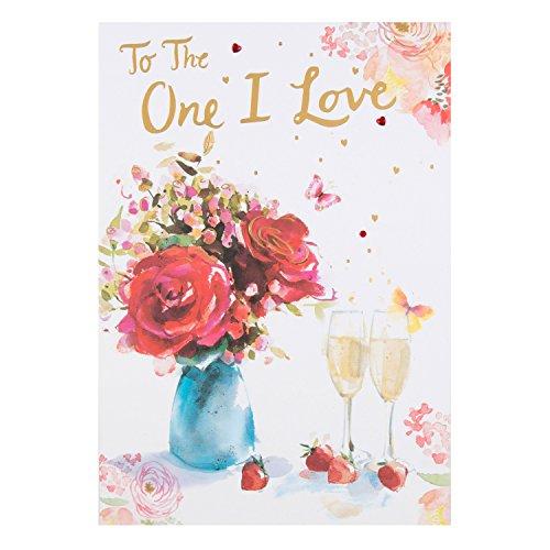 Hallmark One I Love Valentine 's Day Karte