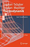 Image de Thermodynamik: Grundlagen und technische Anwendungen Band 1: Einstoffsysteme (Springer-Leh