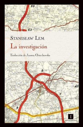 La investigación (Impedimenta nº 45) por Stanislaw Lem