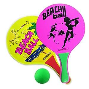 CHAUSSURE DE PAIR AVEC ball Beach ball TENNIS PLAGE MER SPORT 244283
