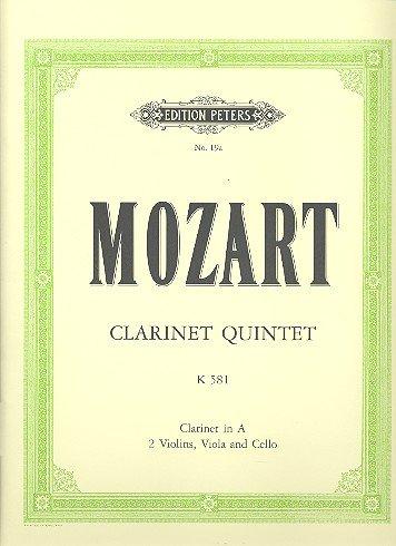 Clarinet Quintet in a K.581 Clarinette