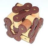 Joyeee® Cubo 3D Rompecabezas de Madera Juego Puzle - #13 - Joyeee - amazon.es