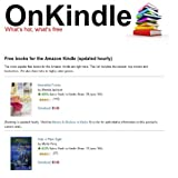 Free books OnKindle -- bestsellers, top movers, new Bild