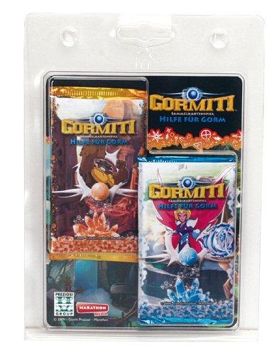 Amigo Spiel + Freizeit Gormiti 00812�01 2 Booster Clamshell