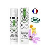 Masque Visage Bio Hydratant à l'Eau Florale de Mauve et...