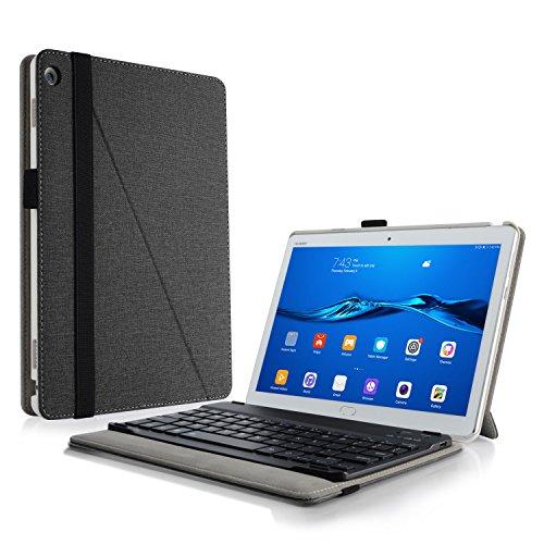 Infiland Huawei Mediapad M3 Lite 10 Teclado Funda