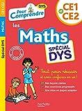 Pour Comprendre Maths CE1-CE2 - Spécial DYS...