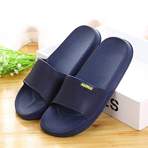 le pantofole per le scarpe, pantofole e pantofole,41 blue 44 blue