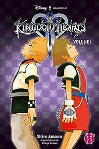 Kingdom Hearts II Intégrale Tome 1