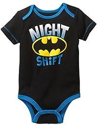 DC Comics - Camisilla - para bebé niño