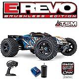 E-REVO - 4x4 - 1/10 BRUSHLESS - TSM - SENZA AQ/CHG
