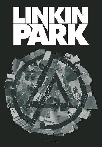 Linkin Park-Bandiera Poster Bandiera Pieced Together
