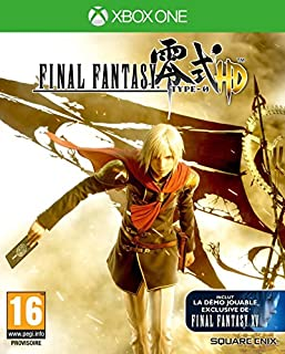 Final Fantasy Type 0 HD (B00NTRQ0PU) | Amazon price tracker / tracking, Amazon price history charts, Amazon price watches, Amazon price drop alerts
