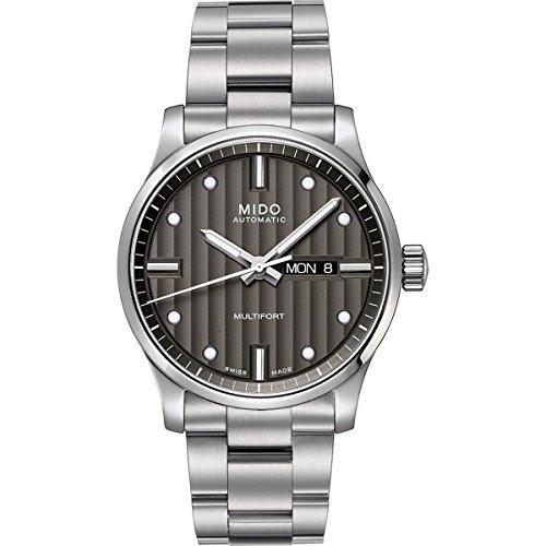mido-multifort-m0050071106600-orologio-da-polso-da-donna-cinturino-in-acciaio-inox-colore-argento