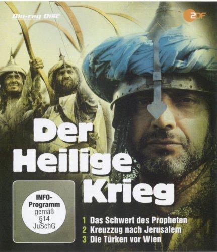 Der heilige Krieg 1 - Episoden 1-3 [Blu-ray] Gesamtlänge: ca. 135 Minuten