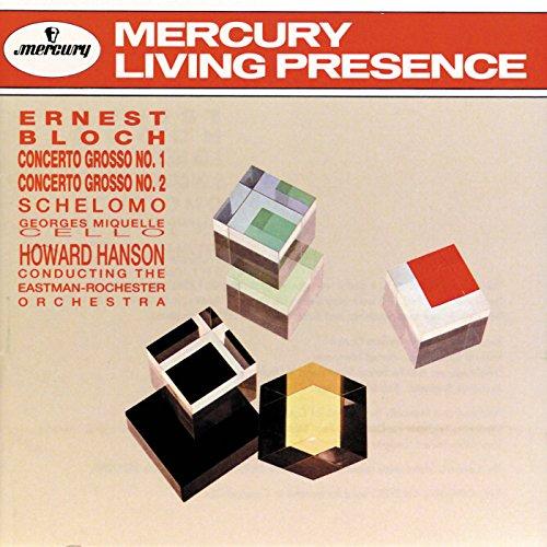 Preisvergleich Produktbild Concerto grosso 1 & 2 / Schelomo
