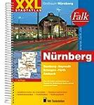 Falk XXL Stadtatlas Großraum Nürnberg