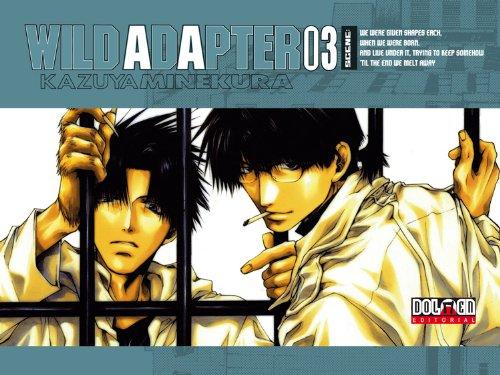 03 Adapter (Wild Adapter 03 (Manga Books))