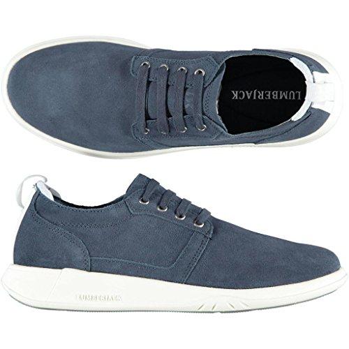 Lumberjack Sm29705-001 Sneakers Uomo Crosta Navy Blue Azul Marino
