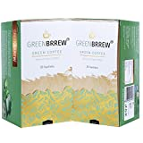#5: Greenbrrew® Green Coffee for Weight Loss 20's Sachets (Natural) - Pack of 2