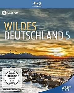 Wildes Deutschland 5 [Blu-ray]