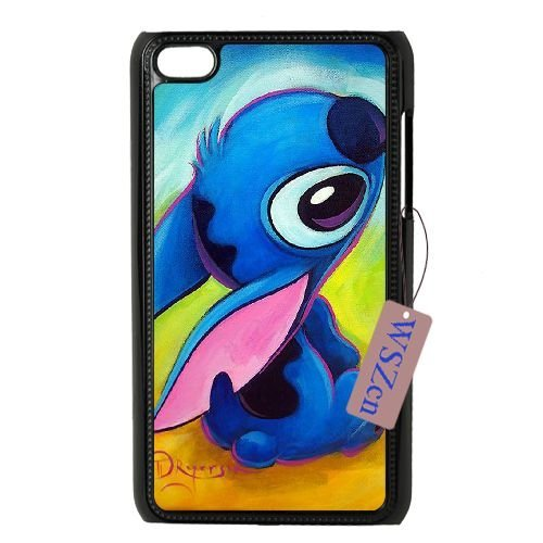 Lilo and Stitch DIY Cell Phone Case for Ipod Touch 4,Lilo and Stitch custom cell phone case