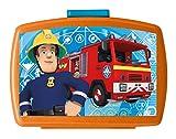 p:os 26361099 - Brotdose Premium, mit Einsatz, Feuerwehrmann Sam, ca. 16 x 12 x 6,5 cm für p:os 26361099 - Brotdose Premium, mit Einsatz, Feuerwehrmann Sam, ca. 16 x 12 x 6,5 cm