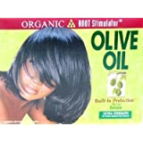 ORGANIC ROOT STIMULATOR OLIVE OIL HAIR RELAXER EXTRA STRENGTH