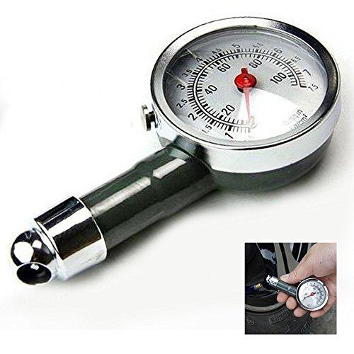 GEZICHTA Medidor presión neumáticos coche alta precisión
