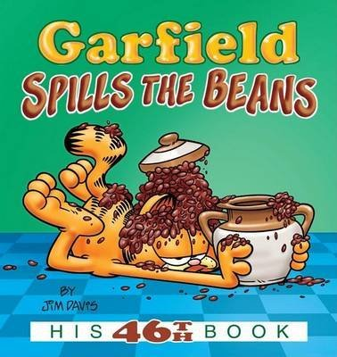 [Garfield Spills the Beans: His 46th Book] (By: Jim Davis) [published: February, 2009]