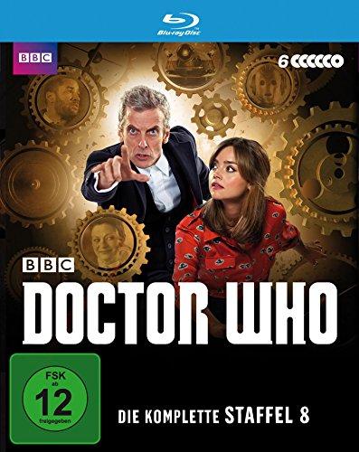 Doctor Who - Die komplette Staffel 8 [Blu-ray]